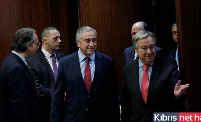 Kıbrıs Sorunu 2018'de Yine Çözümsüz Kaldı…