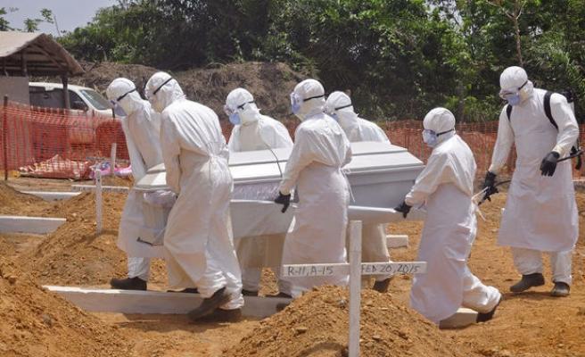 Kongo'da ebola'dan ölen kişi sayısı 50'ye yükseldi