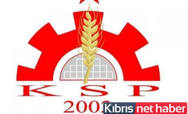 KSP: Bu kör düğümü ancak proletaryanın keskin kılıcı çözer