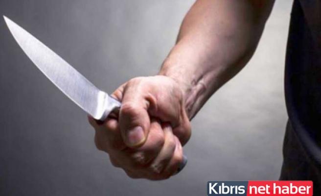 Küçük Kaymaklı'da iki grup bıçaklı kavga etti