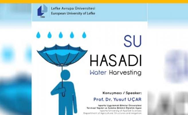 LAÜ'deki  su hasadının olabilirliği tartışılacak