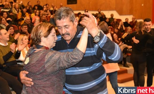 """Lefkoşa Belediye Orkestrası """"Tango Gecesi"""" Düzenledi"""