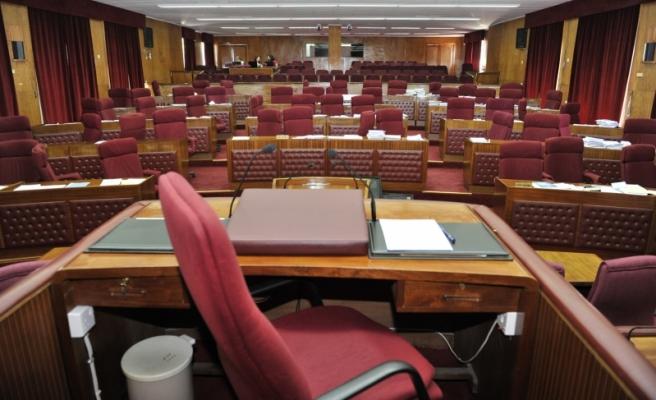 Meclis Genel Kurulu'nda
