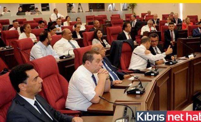 Meclis olağanüstü toplantısı devam ediyor
