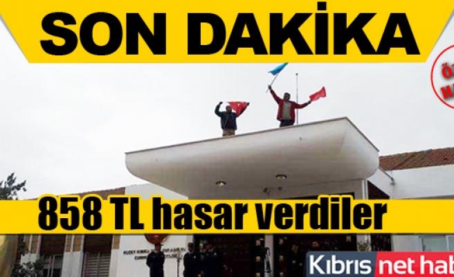 Meclis'in çatısına çıkan eylemciler yargılanıyor