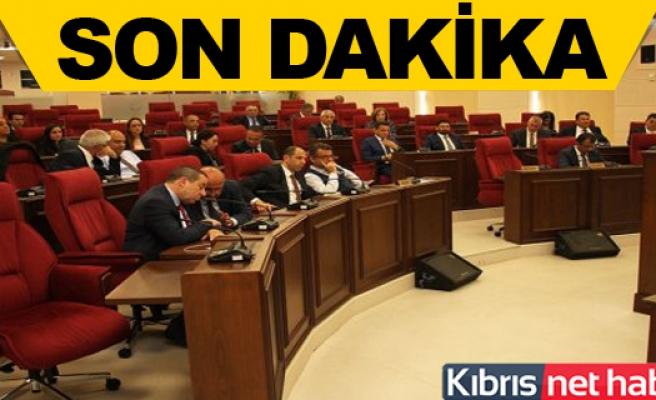 Meclis'te 1 Mayıs Gerginliği