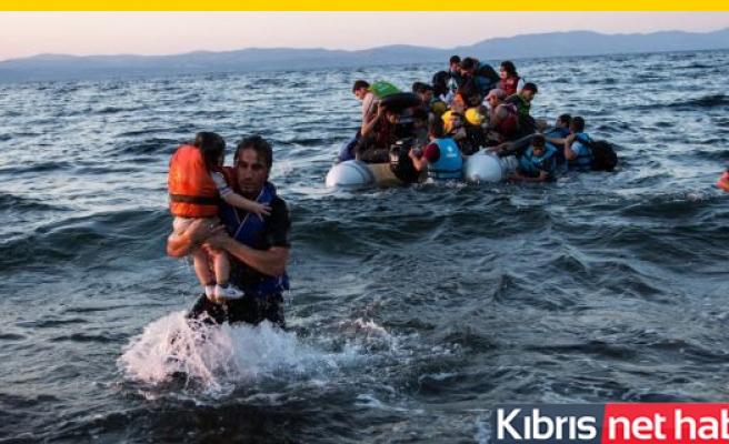 Mersin'den Kıbrıs'a Geçmek İsteyen 28 Göçmen Yakalandı