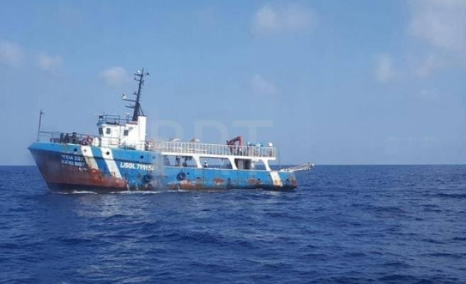 Mısırlı uyruklu balıkçılara 3 gün tutukluluk verildi