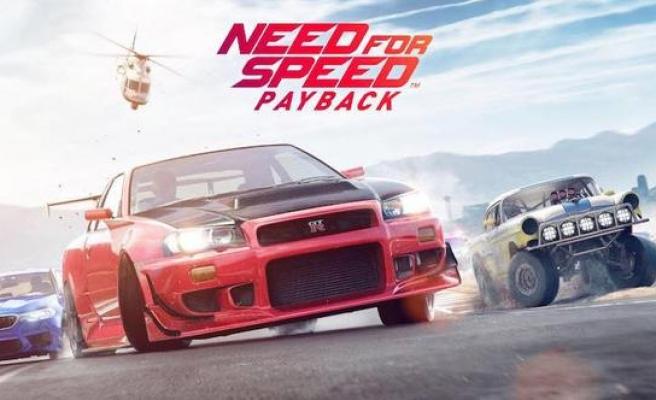 Need for Speed Payback geliyor!