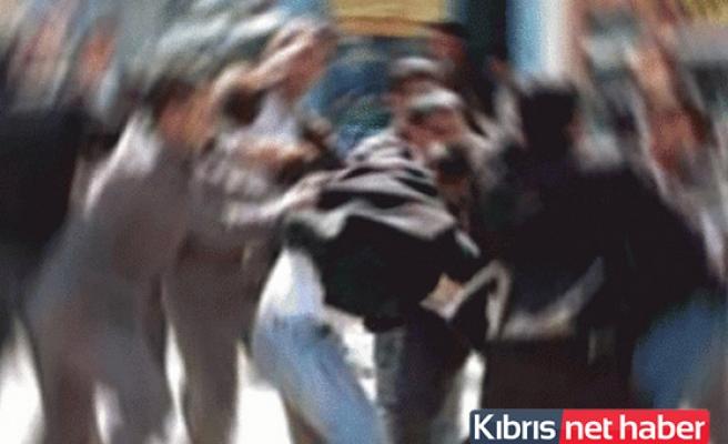 Öğrenci yurdunda kavga