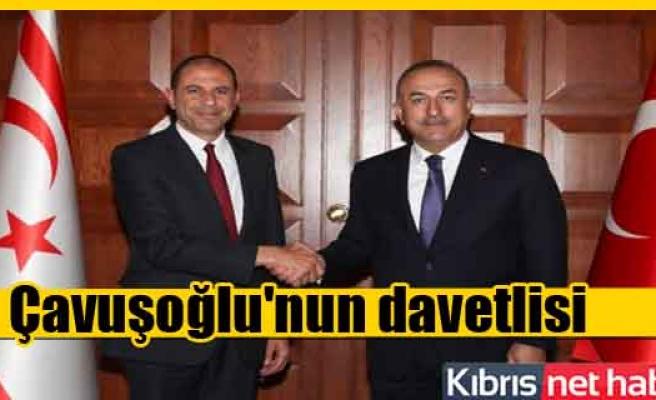 Özersay Ankara'ya gidiyor