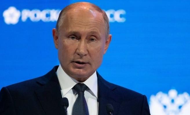 Putin'den önemli TürkAkım açıklaması