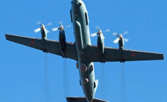 Rusya: Askeri uçağımız radardan çıktı!