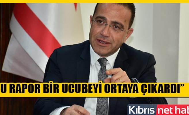 """""""Salamis Kamp Alanı Mevzuata Göre Yeniden Düzenlenecek"""""""