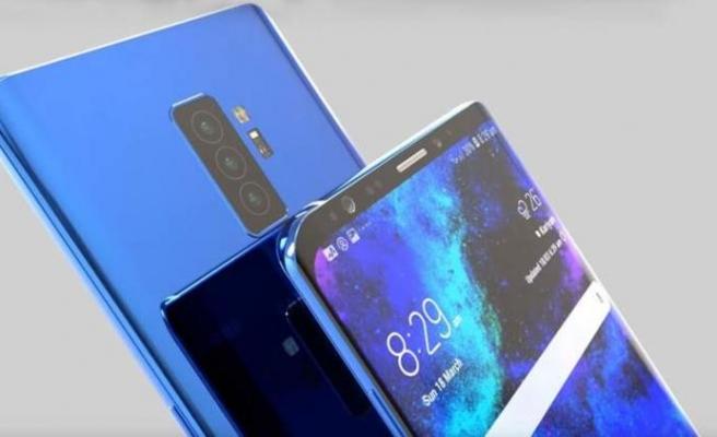 Samsung'tan çift ön kameralı telefon: Galaxy S10