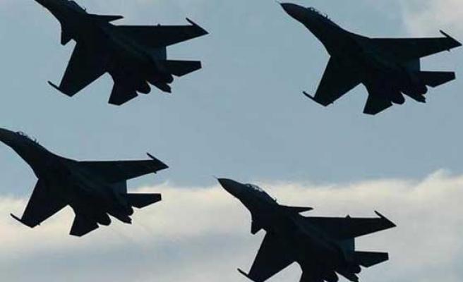 Savaş uçakları havalandı: Patlama sesleri geliyor!