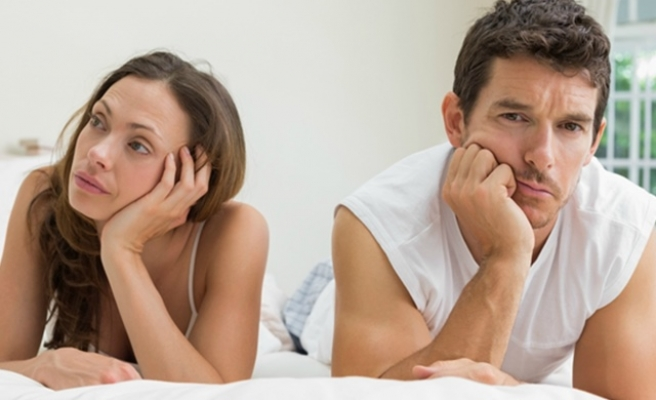 Sık rastlanan cinsel problemler