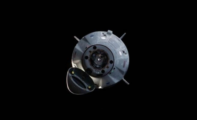 SpaceX'in Personel Taşıyıcı Mekiği Dünya'ya Döndü