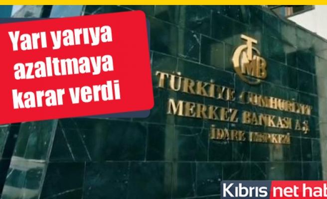 TC Merkez bankası'ndan dövizde yeni karar