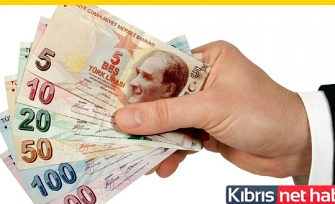 Türkiye'de Asgari ücrete 417 TL artış geldi