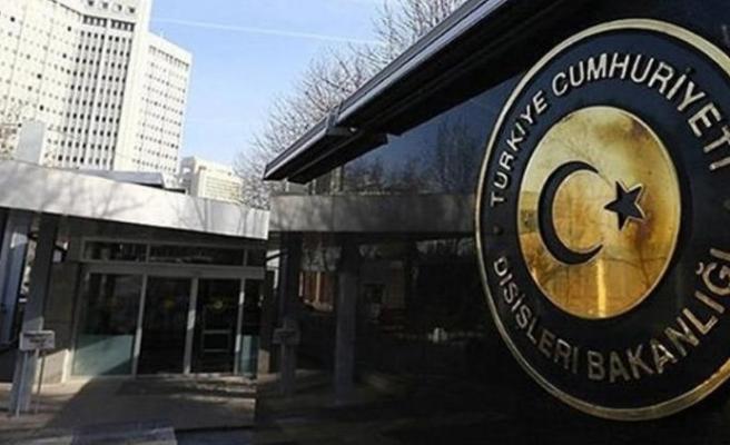 Türkiye'den Rusya-Ukrayna gerilimiyle ilgili açıklama