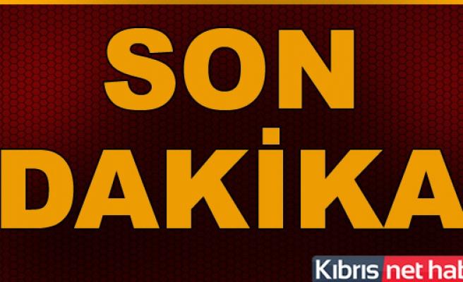 Türkiye'nin sınır kapısının patlama