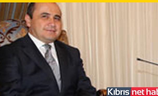 Türkiye'nin yeni Lefkoşa Büyükelçisi Ali Murat Başçeri oldu