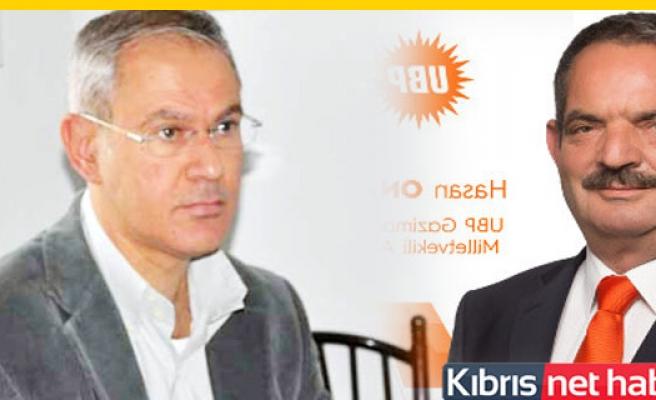 UBP Mağusa'da sürpriz Hasipoğlu çekildi, Onalt aday...