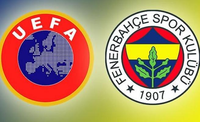 UEFA'dan Fenerbahçe'ye mektup