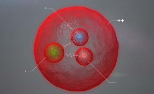 Yeni bir atom altı parçacık keşfedildi
