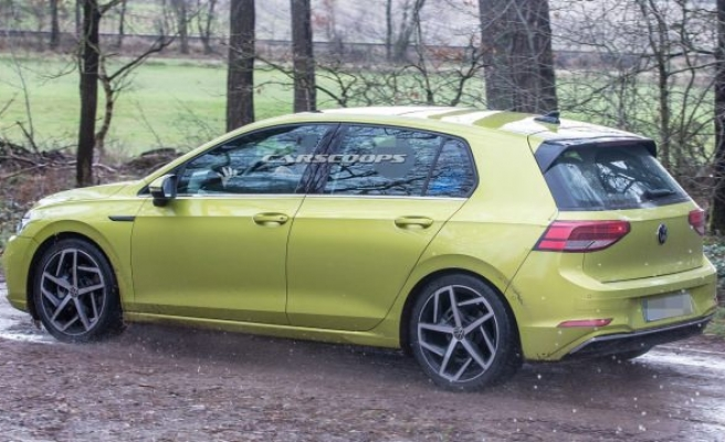 Yeni Volkswagen Golf ortaya çıktı