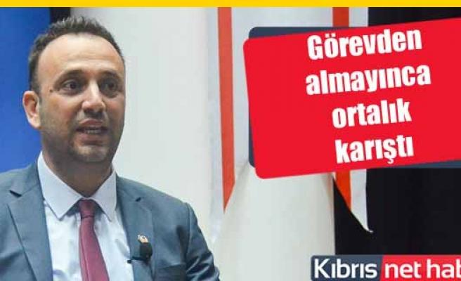 Zeki Çeler'in kararı TDP'yi karıştırdı