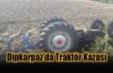 Dipkarpaz'da Traktör Kazası