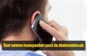 Güneyde özel telefon konuşmaları yasa ile dinlenebilecek