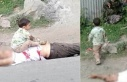 Keşmir'deki çocuğun bu fotoğrafı infial...