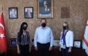 İskele Sahil Lions Kulübü, Sadıkoğlu'nu Ziyaret...