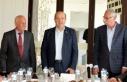 Cumhurbaşkanı Tatar Girne'de vatandaşlarla...