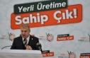 """Kıbrıs Türk Sanayi Odası, """"yerli üretime sahip..."""