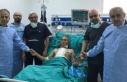 KKTC'de üçüncü kalp nakli yapıldı