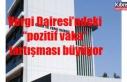 """Vergi Dairesi'ndeki """"pozitif vaka"""" tartışması..."""