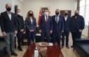 MEMUR-SEN, Başbakan Saner ile görüştü