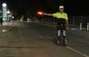 Haftalık trafik raporu: 55 kaza 18 yaralı