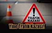 Gönyeli-Kanlıköy yolunda kaza! 2 yaralı