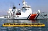Kanunsuz çıkış yapan 6 Bangladeşli tespit edildi
