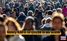 Güney Kıbrıs'ta işsizlik oranı azaldı