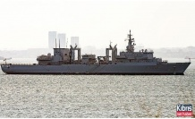 İtalyan Savaş gemisi Limasol Limanı'na demirleyecek