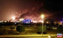Suudi Arabistan'da gece peş peşe hava saldırıları!