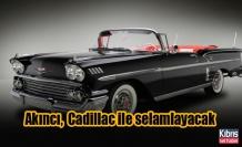 Akıncı, 15 Kasım törenlerinde Cadillac ile selamlayacak