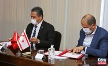 DAÜ İle Dışişleri Bakanlığı Arasında Protokol İmzalandı