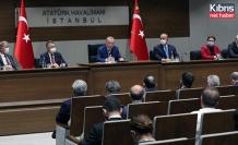 Erdoğan: Adadaki kardeşlerimizle birlikte çifte bayram yaşayacağız
